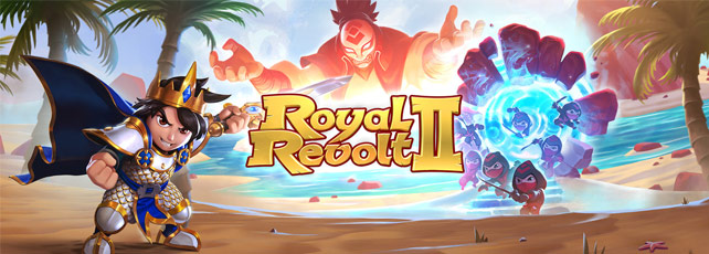 royal revolt 2 ninjas