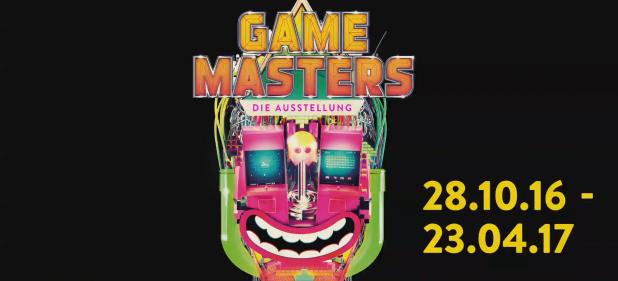 Game Masters in Hamburg Ausstellung für Computer-und Videospiele