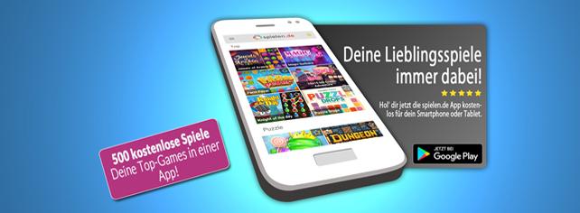 spielen.de app