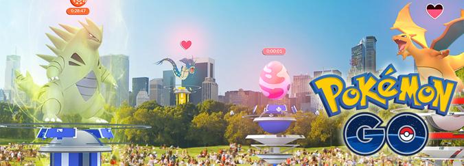 Pokémon Go - großes Update im Junii