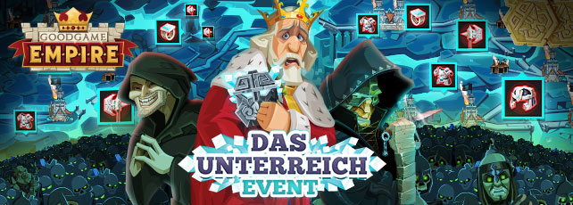 Goodgame Events im September
