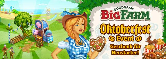 Goodgame Events Oktoberfest