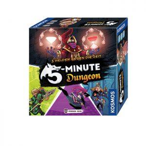 5-Minute Dungeon Kosmos Gewinnspiel