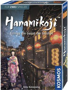 Kosmos Gewinnspiel Hanamikoji
