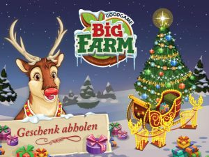 Big Farm Weihnachten Teaser