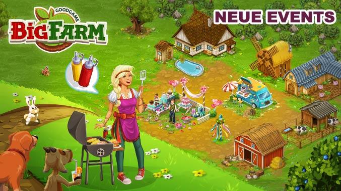 Goodgame Januar: Big Farm