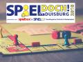 Podiumsdiskussion auf der SPIEL DOCH! Messe in Duisburg