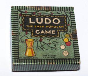 Ludo Game, Großbritannien, 1896