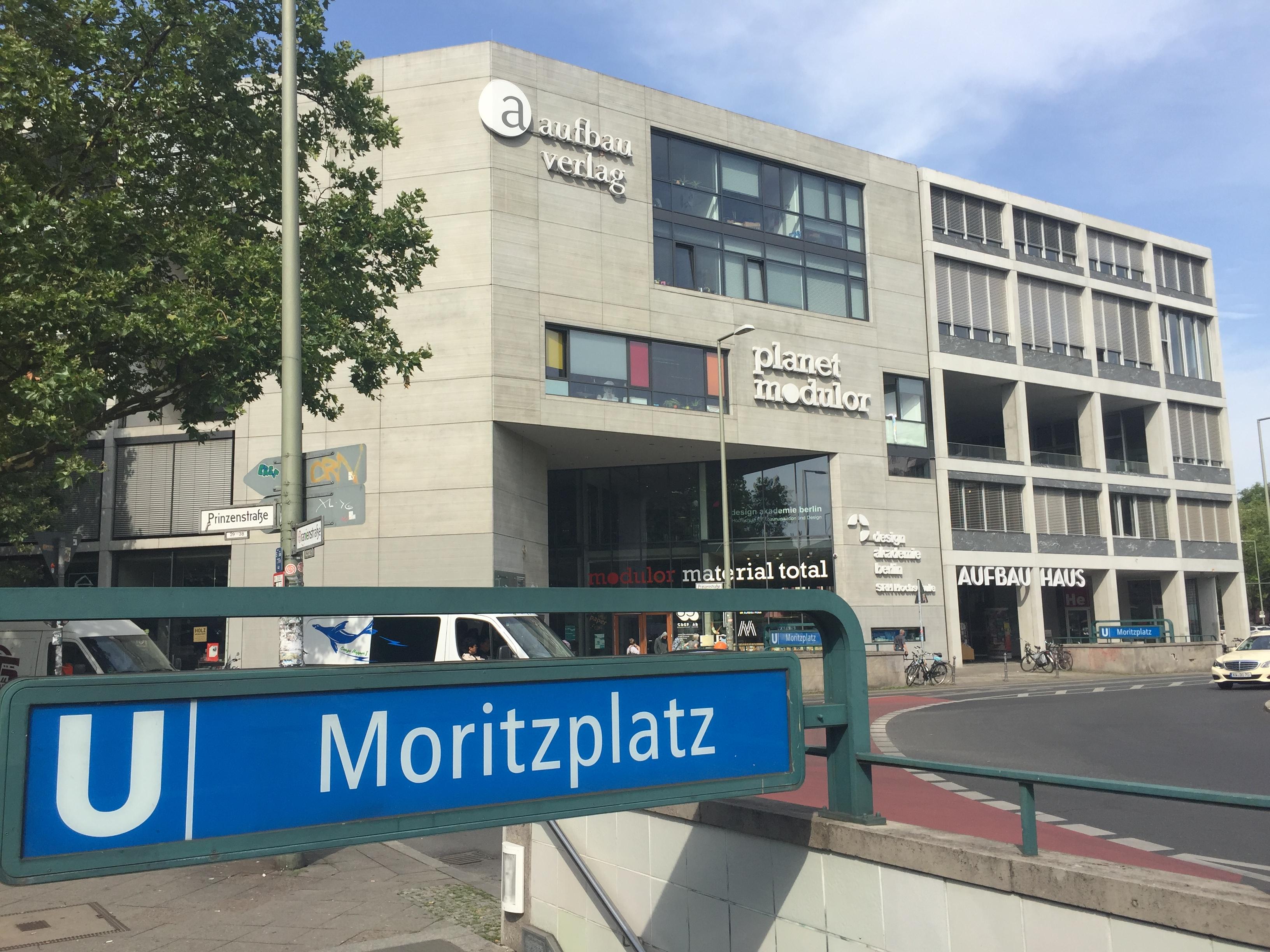 Institut für Ludologie am Moritzplatz in Berlin