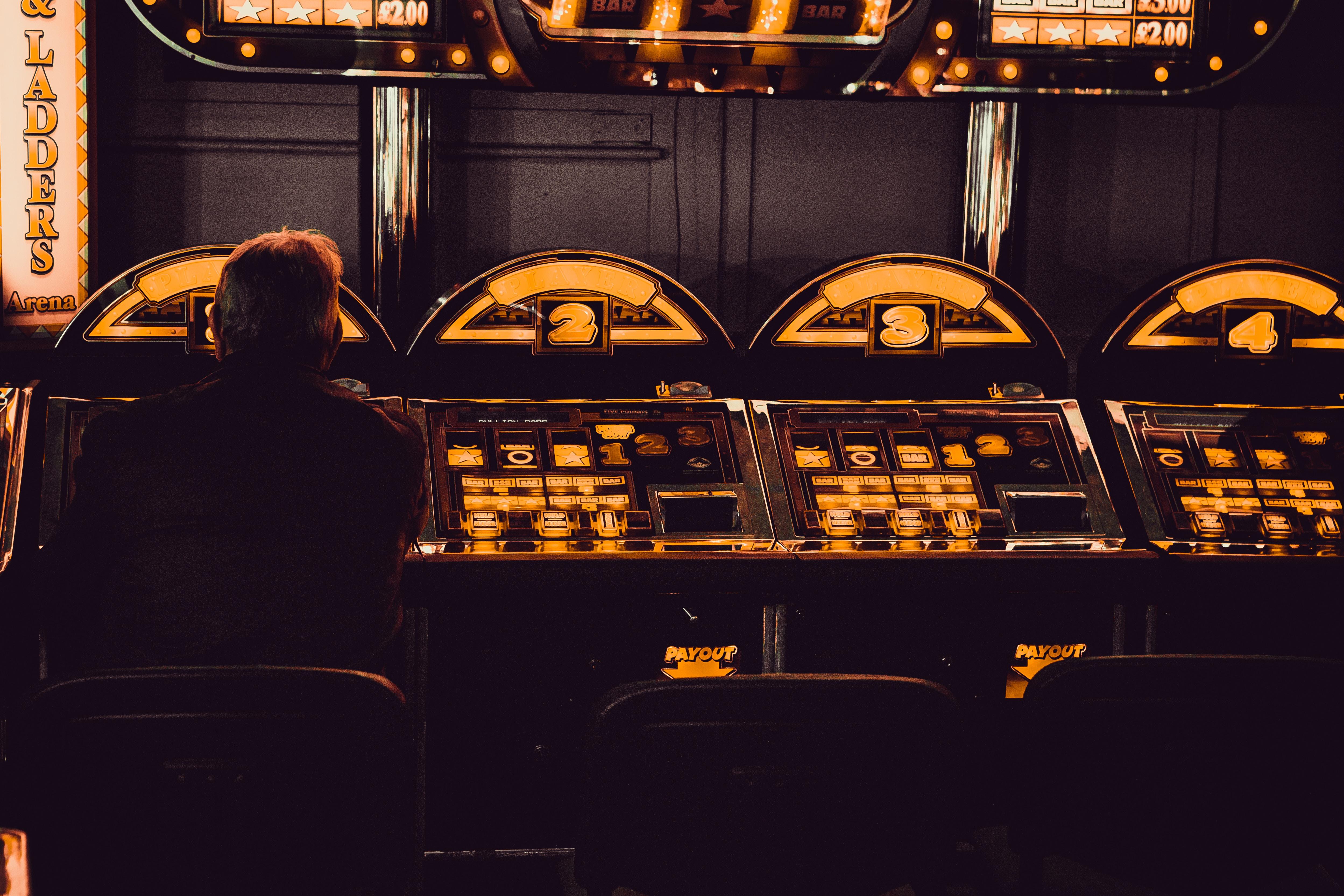 Pathologisches Glücksspiel