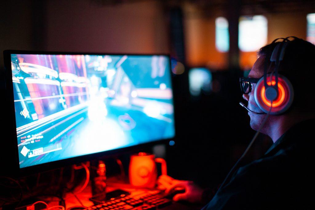 eSports - Sport auf der Basis von Computerspielen