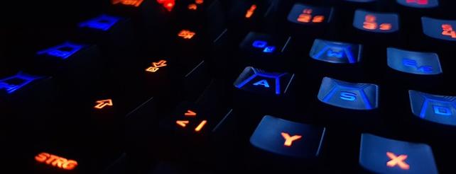 Die richtige Gaming Tastatur sorgt für die richtige Stimmung!