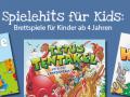 Spielehits für Kids: Brettspiele für Kinder ab 4 Jahren