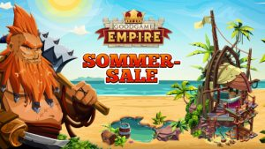 Goodgame Events im Juni Summersale Empire