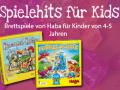 Spielehits für Kids: Brettspiele von Haba für Kinder von 4-5 Jahren