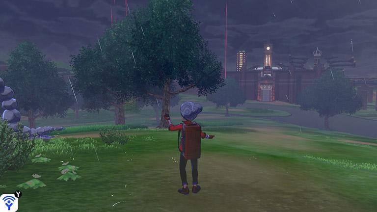 Pokémon Schwert und Schild Wetter