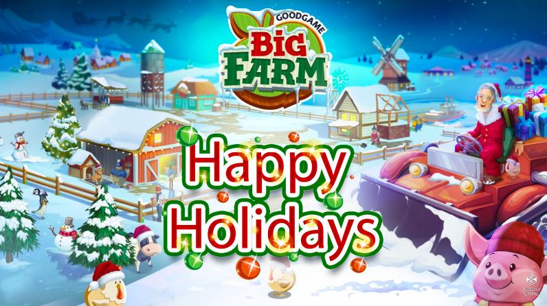 Big Farm Weihnachtsevents