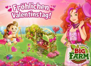 Goodgame Events im Februar Big Farm