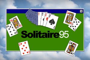 Online-Kartenspiele Solitaire