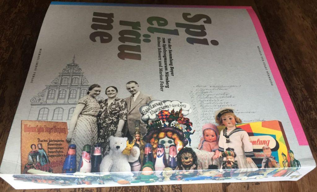 Buch Spielräume, Spielzeugmuseum Nürnberg