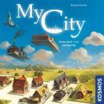 Spiel des Jahres 2020 - die nominierten Spiele My City