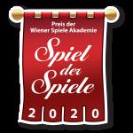 Wiener Spiele Akademie Spiel der Spiele 2020