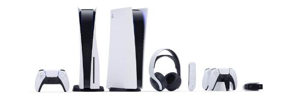 PlayStation 5, PS5 header