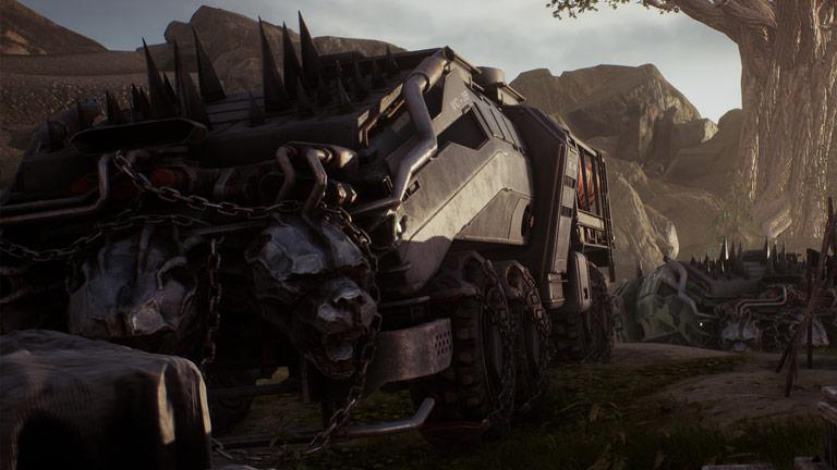 Hellfire-Truck
