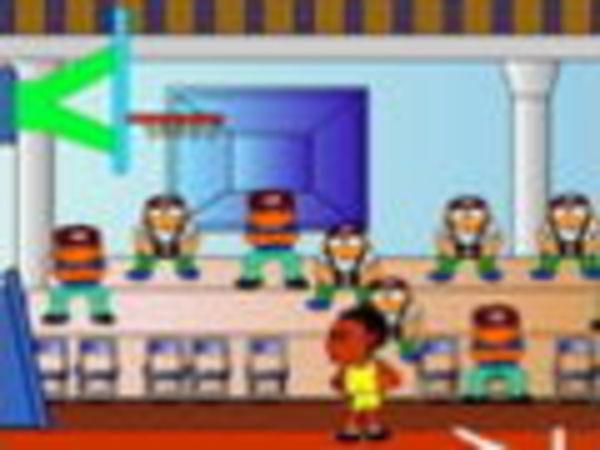 Bild zu Sport-Spiel Basketball Dunk