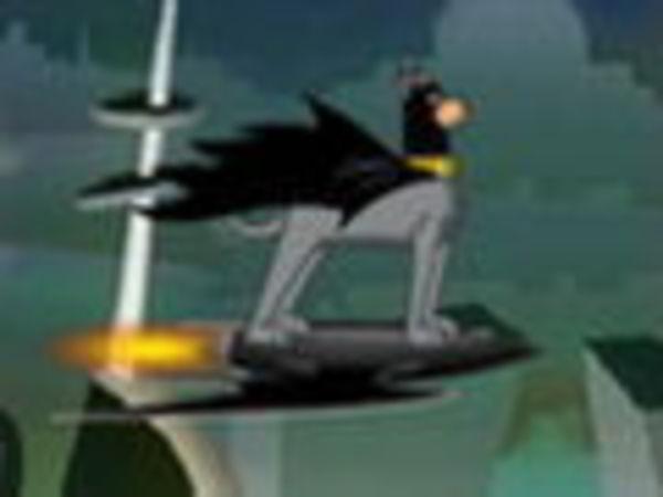 Bild zu Action-Spiel Batdog