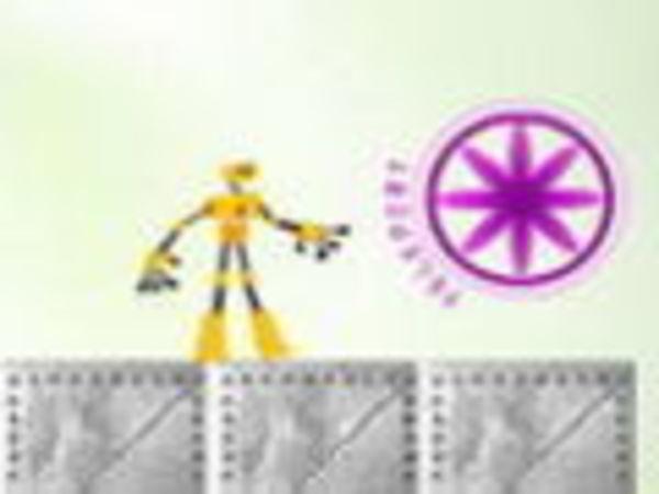 Bild zu Geschick-Spiel Bend a Robot