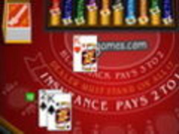 Bild zu Karten & Brett-Spiel Black Jack Gold