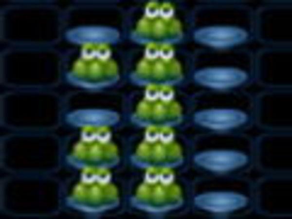 Bild zu Denken-Spiel Blob Solitaire