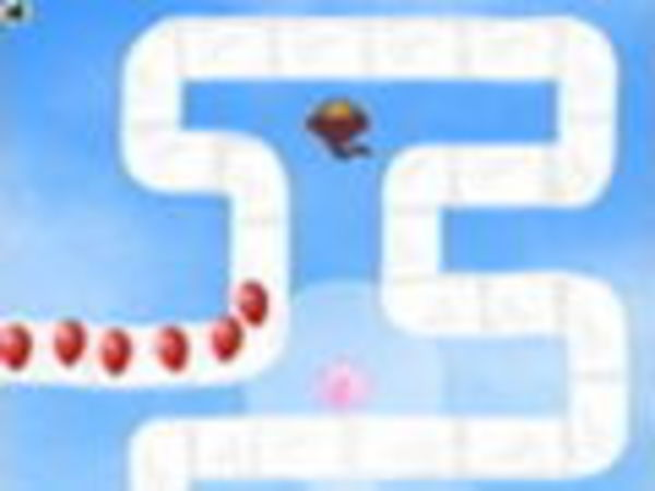 Bild zu Strategie-Spiel Bloons Tower Defense 2