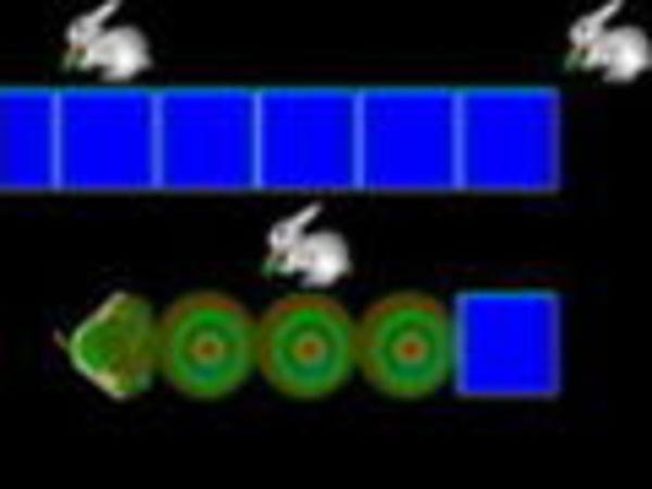 Bild zu Geschick-Spiel Boa Constrictor
