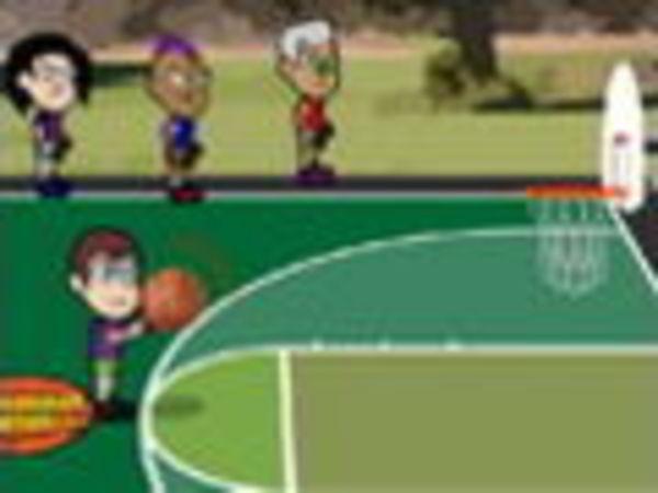 Bild zu Top-Spiel Bobblehead Basketball