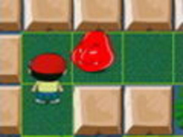 Bild zu Denken-Spiel Bomberkid