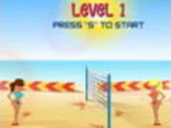 Bild zu Top-Spiel Boom-Boom Volleyball