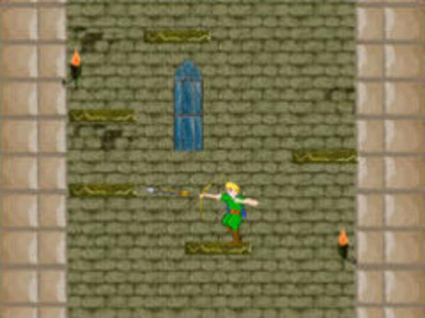 Bild zu Geschick-Spiel Bow Adventure