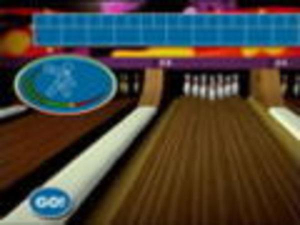 Bild zu Top-Spiel Strike Bowling