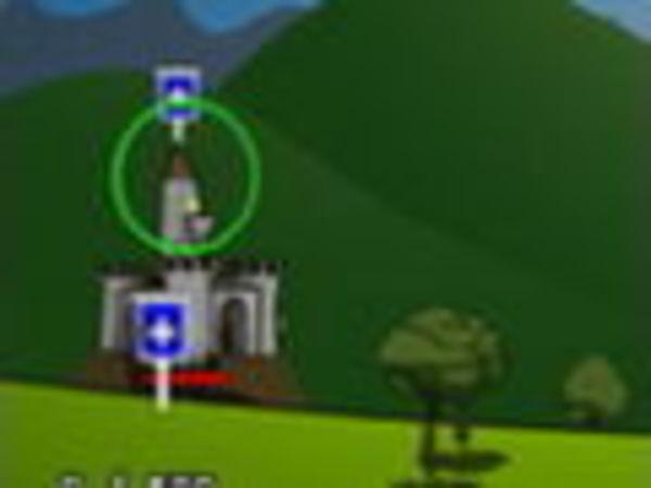Bild zu Strategie-Spiel Bowmaster