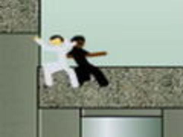 Bild zu Action-Spiel Bullettime Fighting