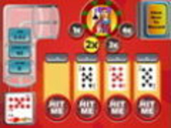 Bild zu Karten & Brett-Spiel Bumper Blackjack