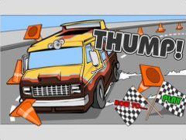 Bild zu Rennen-Spiel Busrace