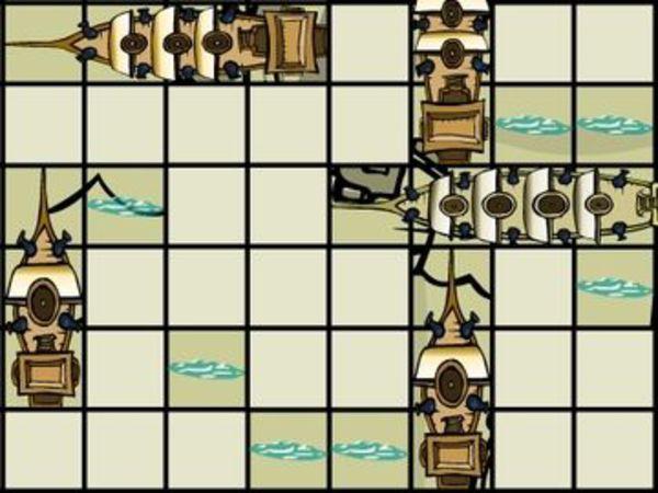 Bild zu Action-Spiel Cannonball