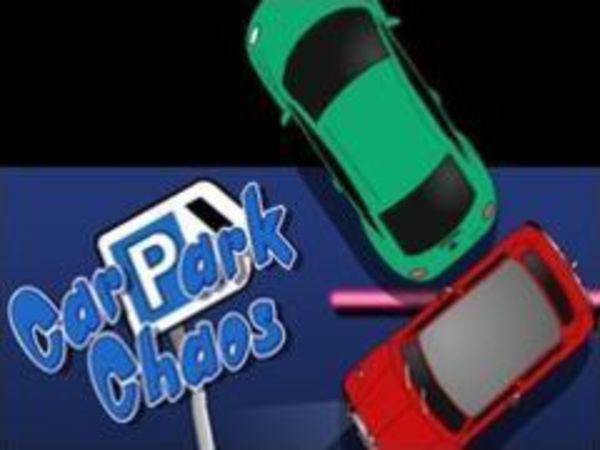 Bild zu Geschick-Spiel Carpark Chaos