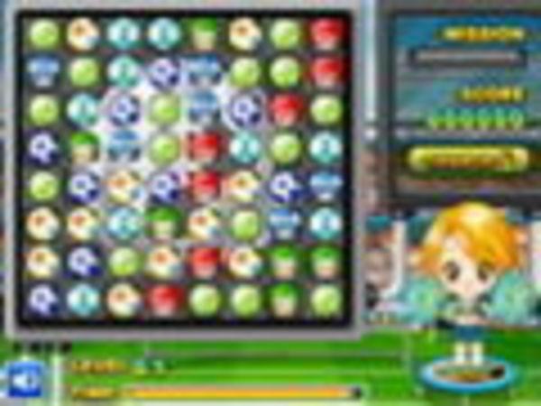 Bild zu Denken-Spiel Chearleader Ball