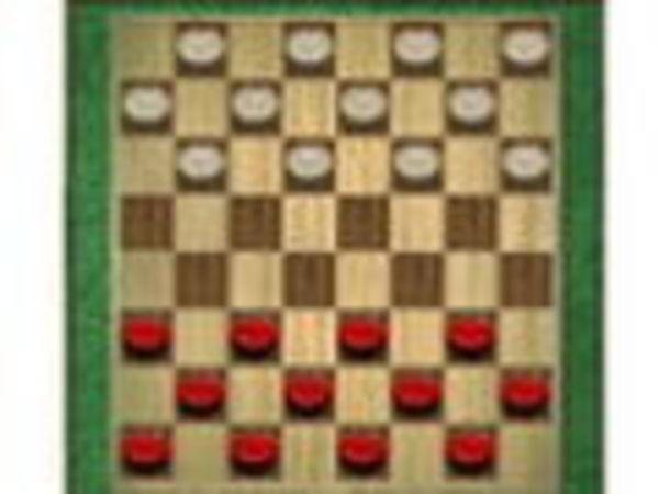 Bild zu Denken-Spiel Checkers Game