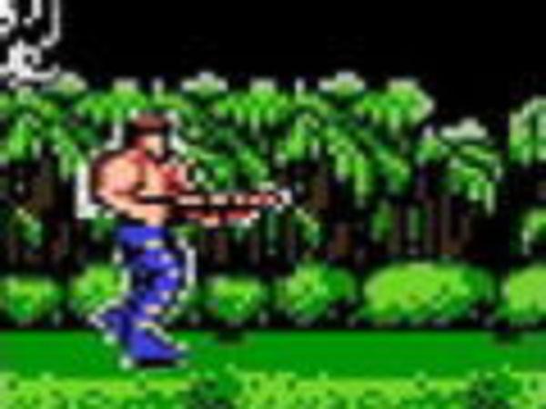 Bild zu Action-Spiel Contra