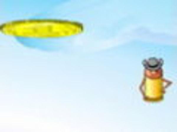 Bild zu Geschick-Spiel Cowboy Bullet